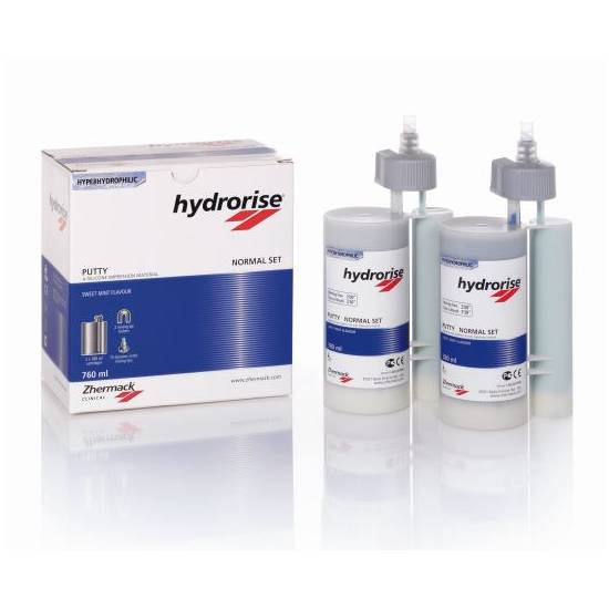 Zhermack - Hydrorise Maxi Putty Fast set