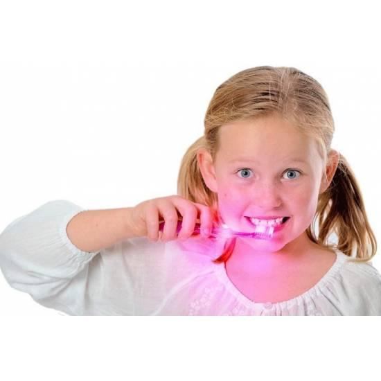 ORAL-PREVENT - Blinky detská zubná kefka