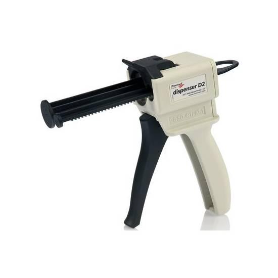 Zhermack - Dispenzer D2 X 50ml cartridges dávkovacia pištoľ 1:1