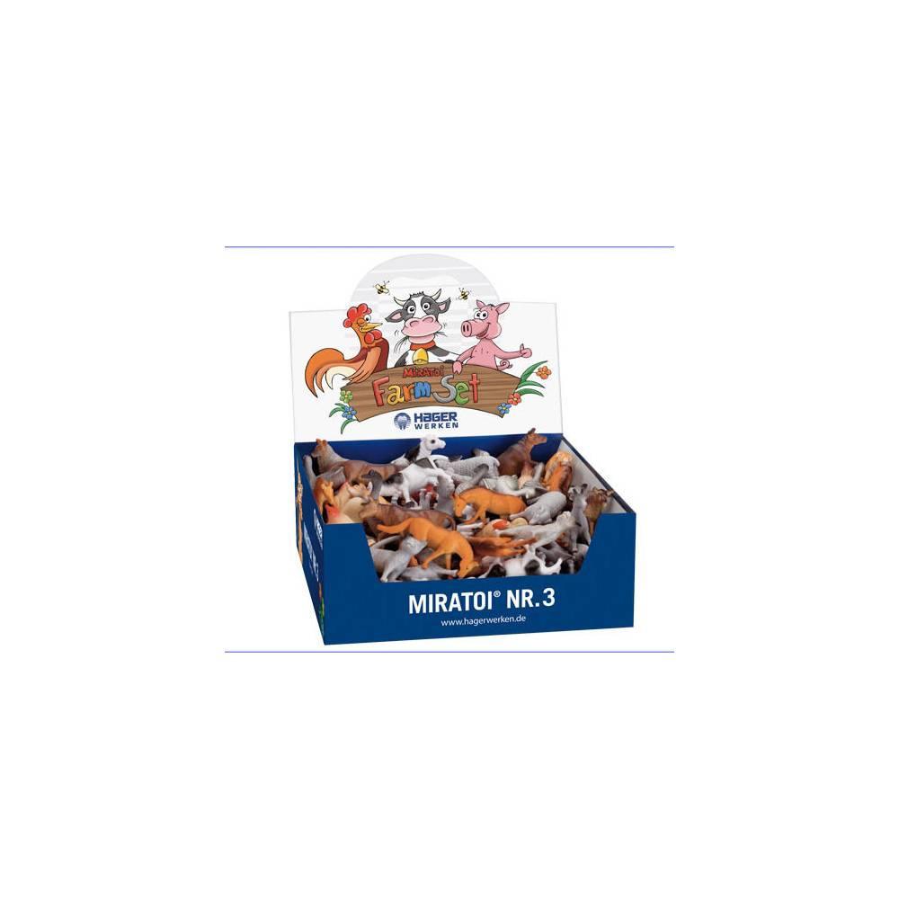 Hager & Werken - Miratoi Farm set - hračky