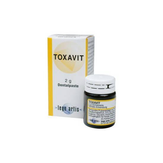 lege artis - Toxavit pasta
