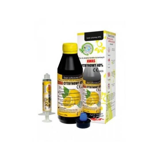 Cerkamed - Citric Acid 40% 200g
