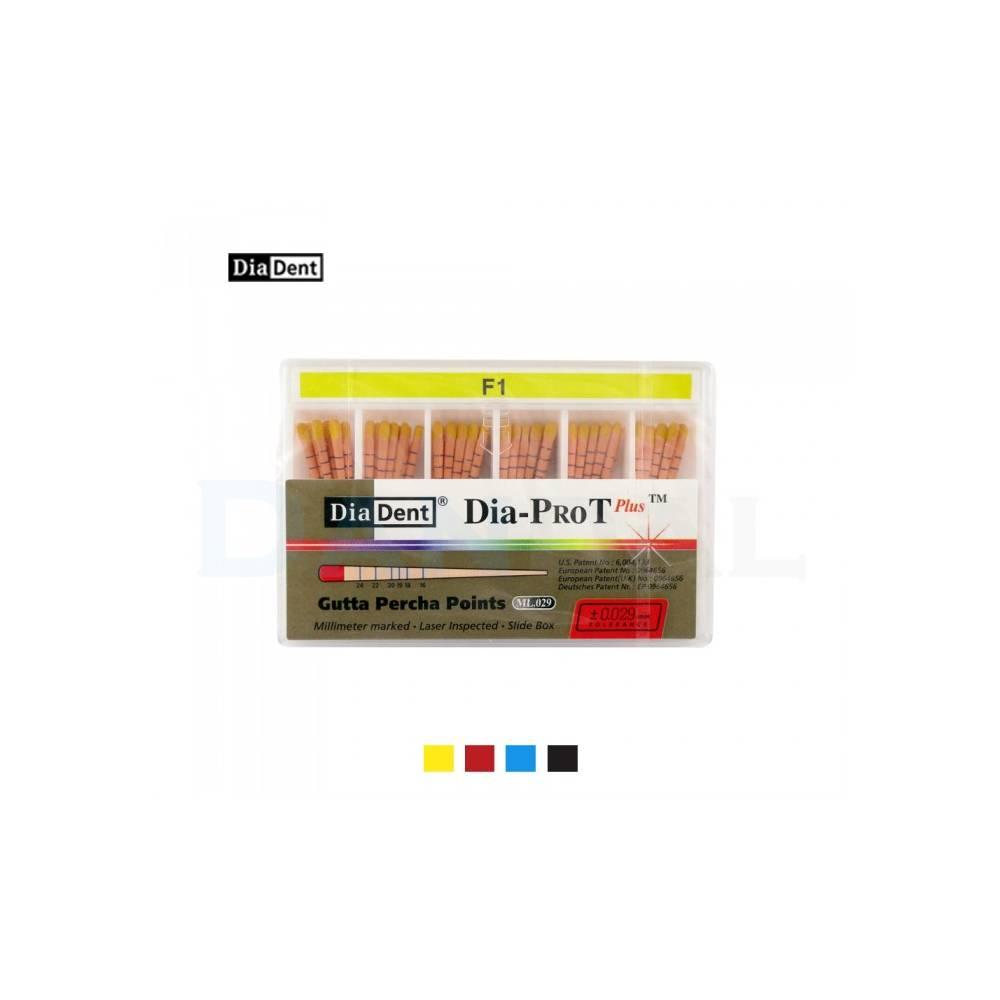 Diadent - Guttaperčové čapy ProT