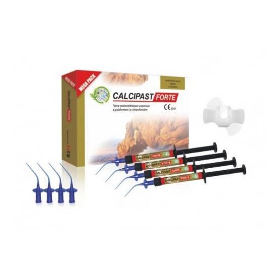 Cerkamed - Calcipast Forte MEGA PACK 4x2,1g