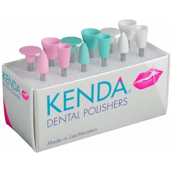KENDA - Gumičky leštiace set