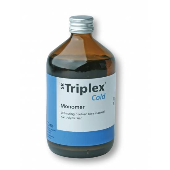 IVOCLAR - SR Triplex Cold Monomer 0,5l