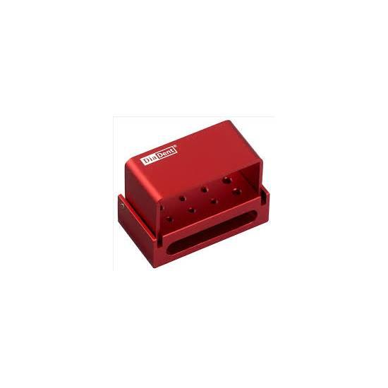 Diadent - Mini Bur Stand Type A Červený