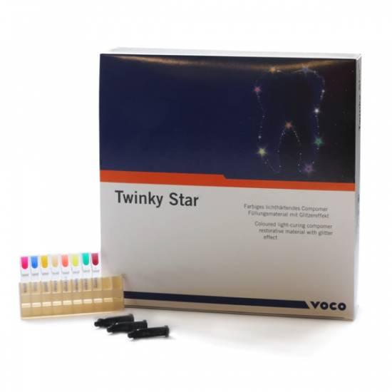 VOCO - Twinky Star caps set